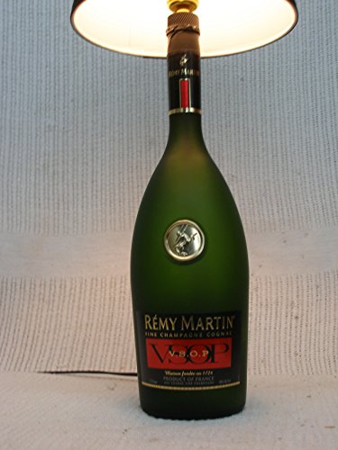 Remy Martin V S O P Cognac Magnum 1 7l Bottle Table Lamp
