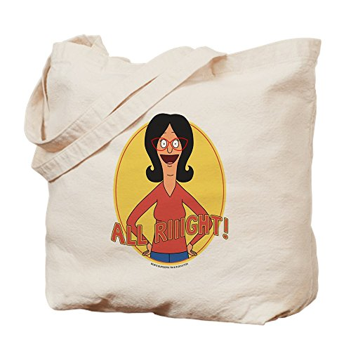 Right Natural Canvas Bag Bob's Cloth All Bag Burgers Tote CafePress Shopping RIqPwtR