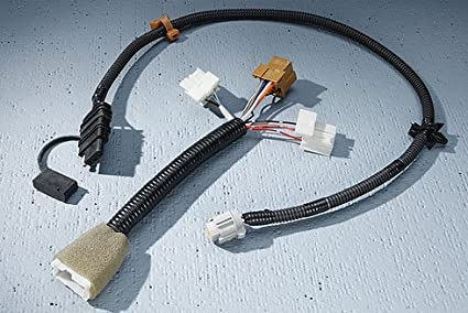 511vsrageXL._SX425_ amazon com 2003 2005 nissan murano rear trailer tow wiring harness
