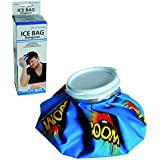 Practical & Handy - Ice Bag Hangover - Perfect Christmas Secret Santa Gift Idea For Men & Women Him, Her - One Supplied by Kenzies Gifts