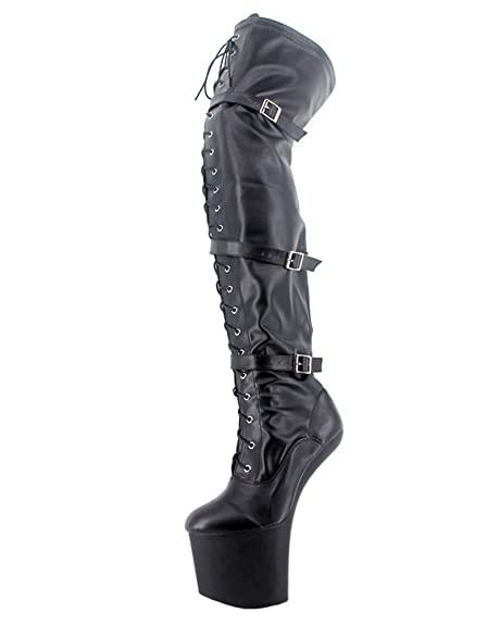 high boots fetish Thigh
