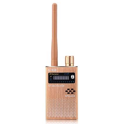 Eleganantamazing - Detector de señal RF inalámbrico con GPS para detección de señal de cámara GPS