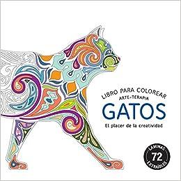 Gatos (Compactos Arte-terapia) (Spanish Edition): Editorial Alma: 9788415618393: Amazon.com: Books