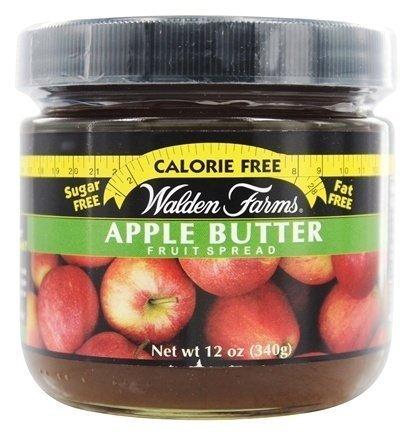 Walden Farms Fruit Spread, Apple Butter - 12 oz (1 unit)