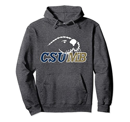 Women Clothing Monterey Bay - Cal State Monterey Bay Otters NCAA Hoodie PPCSM01