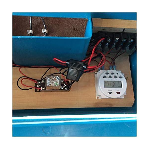 511vutvaXvL Gebildet KFZ Sicherungen Set 120 Stücke Klein Auto Sicherungen, Autosicherung Flachsicherung 16mm, Auto Stecksicherung…