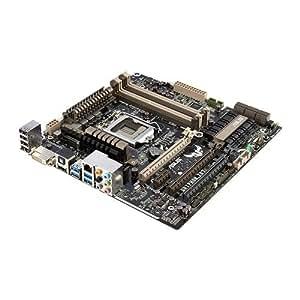 Asus Gryphon Z87 placa base Socket 1150 4x DDR3 máximo 32 GB microATX Intel Z87 PCIe 1x DVI HDMI