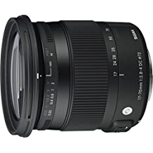 SIGMA CONTEMPORARY 17-70MM F2.8-4 DC MACRO OS HSM LENS - NIKON MOUNT