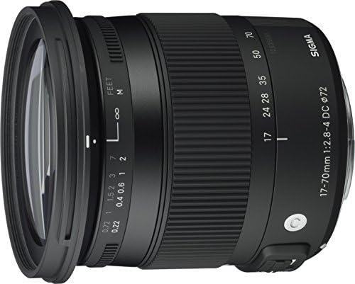 Amazon Com Sigma 17 70mm F 2 8 4 Dc Macro Os Optical Stabilizer Hsm Lens For Canon Eos Cameras Camera Lenses Camera Photo