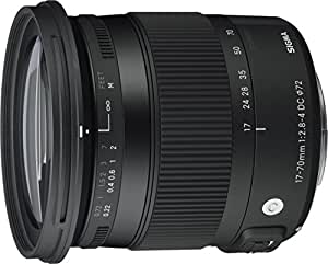 Sigma 17-70mm F2.8-4 Contemporary DC Macro OS HSM Lens for Canon