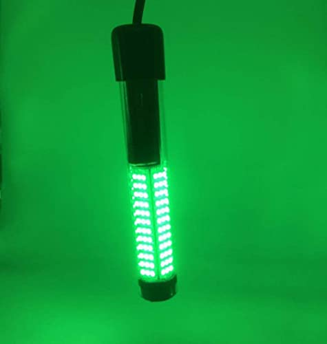 12V LED Submersible Underwater Night Fish Attracting <span>Green Fishing Light</span> [Samdo] Picture
