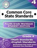Fourth Grade Common Core Workbook - Student Edition