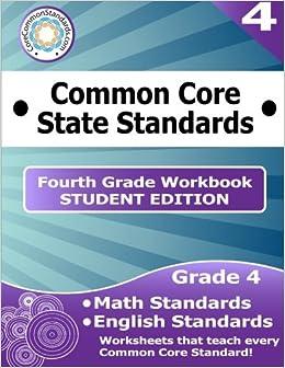 Fourth Grade Common Core Workbook - Student Edition: Have Fun ...