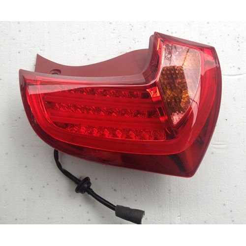 Kia Motors Genuine LED Rear Combination Tail Lamp Assembly L R 2-pc set For 2011 2012 Kia Picanto : All New Morning by Kia (Image #4)