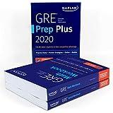 GRE Complete 2020: 3-Book Set: 6 Practice Tests