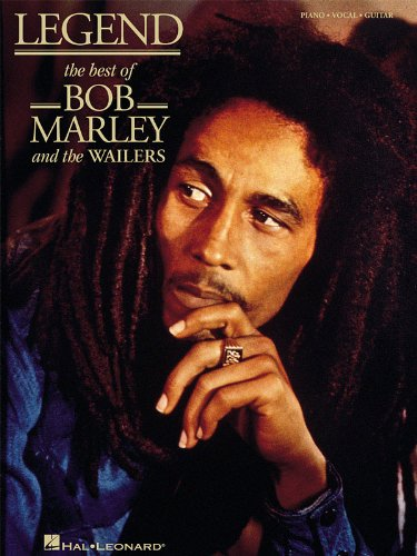 Bob Marley - Legend - The Best of Bob Marley & The Wailers - Piano/Vocal/Guitar