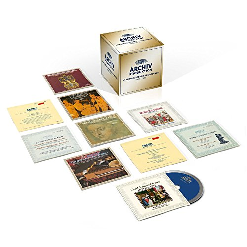 Archiv Produktion - Analogue Recordings 1959 - 1981 [50 CD Box Set]