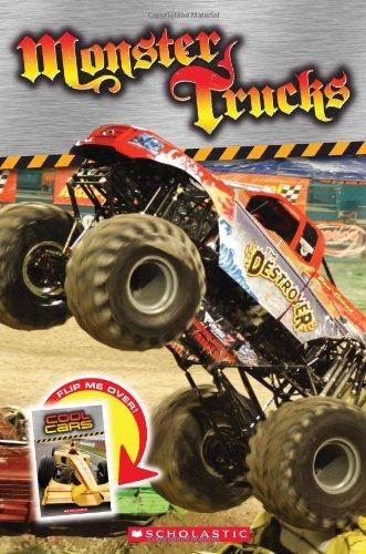Read Online Monster Trucks / Cool Cars Flip Book ebook