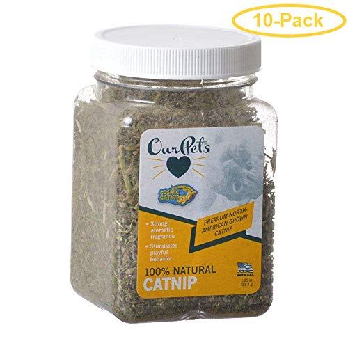 OurPets Cosmic Catnip Cosmic Catnip 1 oz Cup - Pack of 10