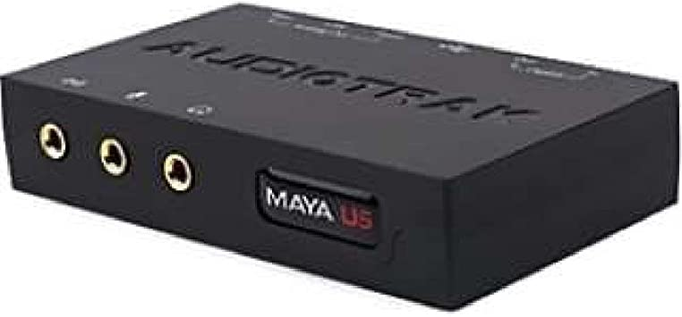 AUDIOTRAK MAYA-U5 USB Sound Card