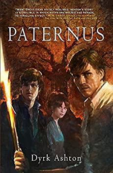 Paternus Kindle Edition by Dyrk Ashton (Author)