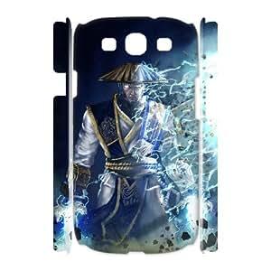 IMISSU Mortal Kombat X2 Phone 3D Case For Samsung Galaxy S3 I9300 [Pattern-1]