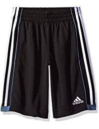 Big Boys' Athletic Short, Black Adi, X-Large
