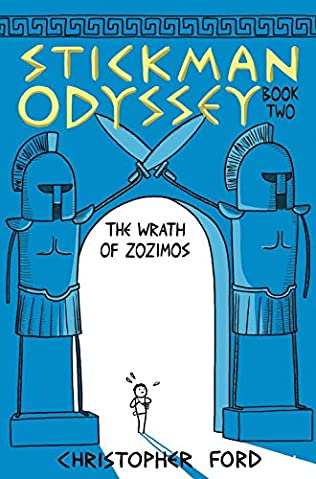 book cover of The Wrath of Zozimos