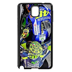 Valentino Rossi Samsung Galaxy Note 3 Cell Phone Case Black Wkoou