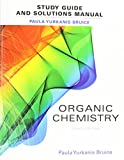 Student's Study Guide and Solutions Manual for Organic Chemistry 8th Edition