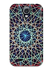 Valerie Lyn Miller Perfect Case For Galaxy S4/ Anti-scratch Protector Case (string Art )