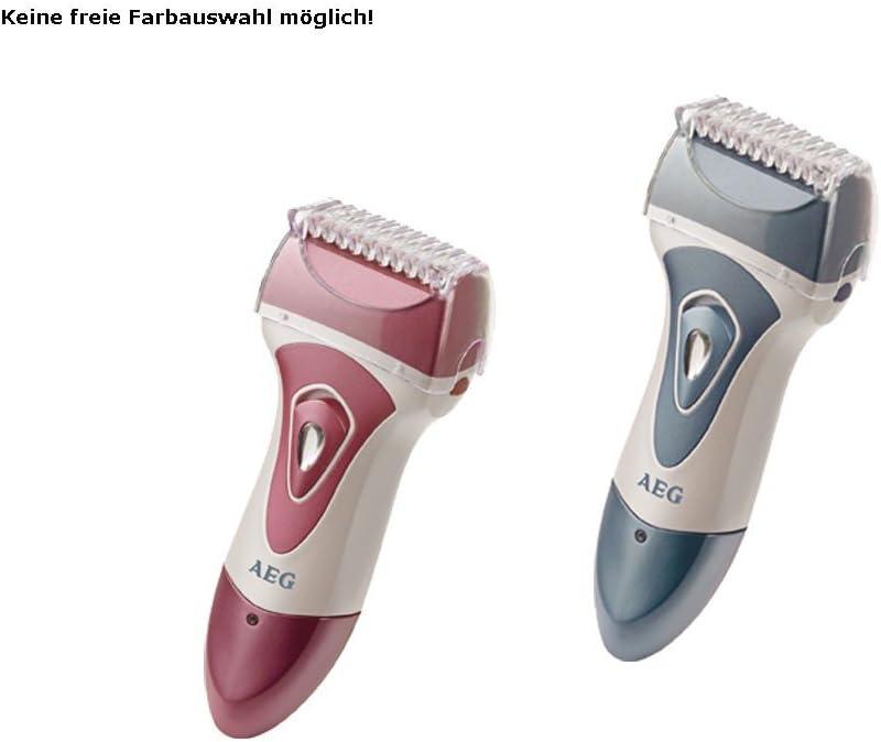 AEG LS 5541 - Afeitadora femenina (surtido): Amazon.es: Salud y cuidado personal