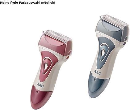 AEG LS 5541 - Afeitadora femenina (surtido): Amazon.es: Salud y ...