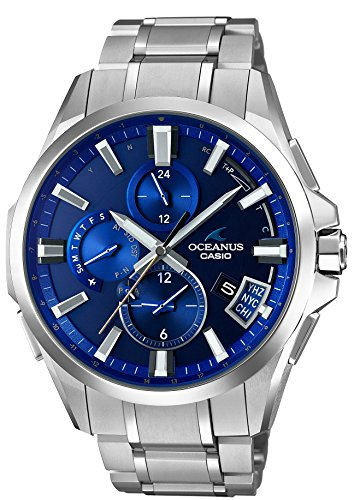 CASIO OCEANUS Bluetooth GPS OCW-G2000-2AJF MENS JAPAN IMPORT
