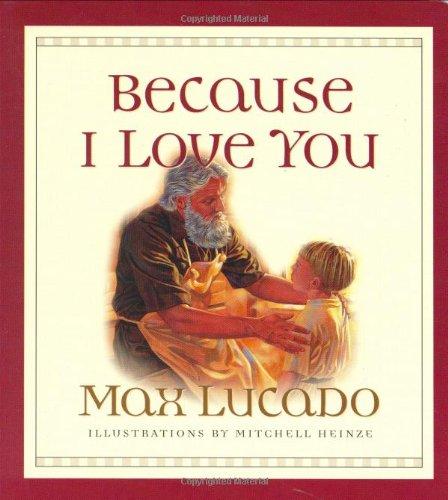 Because I Love You (Board Book)