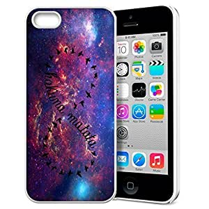 Africa Ancient Proverb fashion case Color Accelerating Universe Star Design Pattern HD Durable Hard Plastic Case Cover for iphone 6 plus
