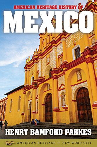American Heritage History of Mexico cover