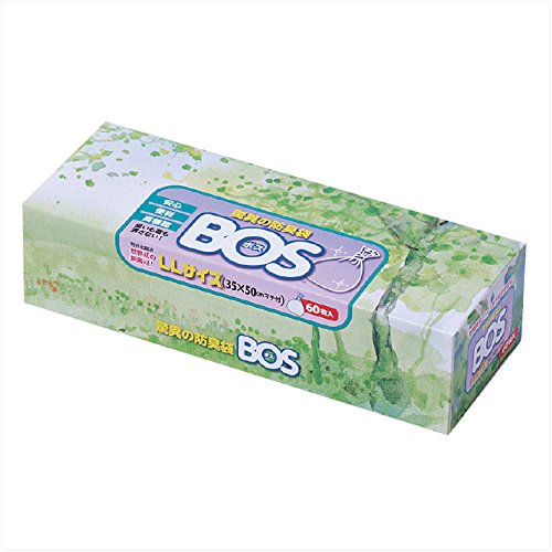 BOS Amazing Odor sealing Diaper Disposable product image