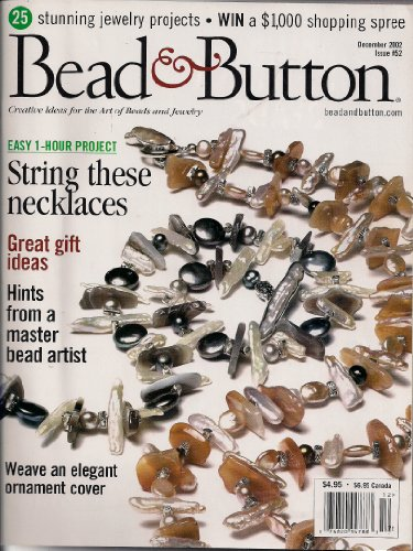 (Bead & Button (December 2002, Issue #52))