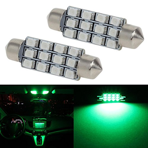 Neon Green Led Lights - 8