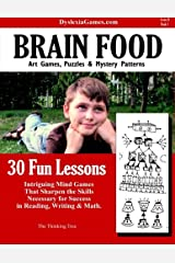 Dyslexia Games - Brain Food - Series B Book 1 (Dyslexia Games Series B) (Volume 1) Paperback