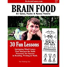 Dyslexia Games - Brain Food - Series B Book 1