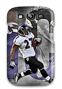 Ideal SparksKaye Case Cover For Galaxy S3(ray Rice), Protective Stylish Case