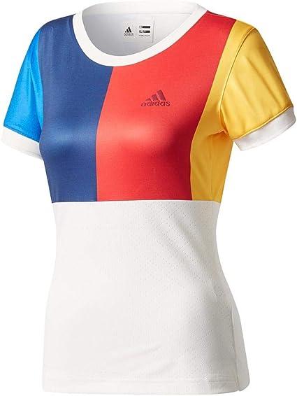 : Adidas W NY TEE BP5224 Size M : Sports & Outdoors
