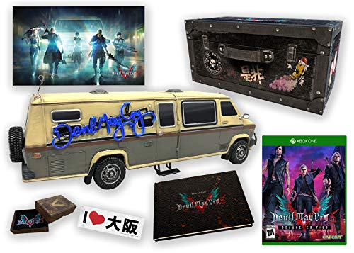 Devil May Cry 5 Collectors Edition - Xbox One Collectors Edition