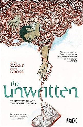 indie comics Unwritten