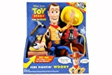 : Toy Story Woody Doll-Fire Fightin' Woody
