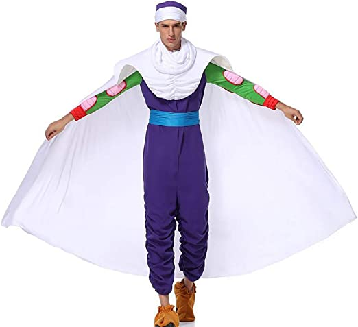 SHIXUE Disfraz Cosplay Dragon Ball Z Carácter Cosplay Halloween ...