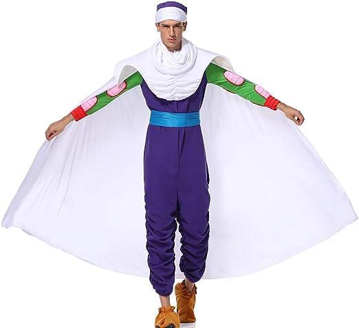 SHIXUE Disfraz Cosplay Dragon Ball Z Carácter Cosplay Halloween ...
