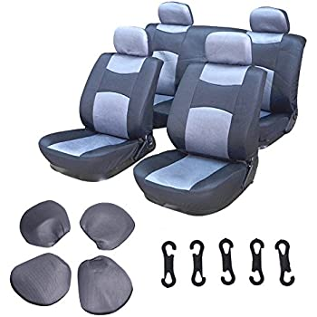 Amazon com: ECCPP Universal 5MM Padding Soft Car Seat Cover